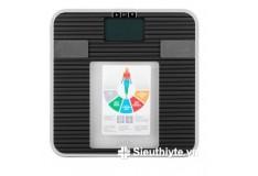 Cân đo tỉ lệ mỡ nước Laica PS5008